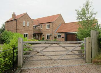 Thumbnail 5 bedroom detached house for sale in New House Covert, Knapton, York