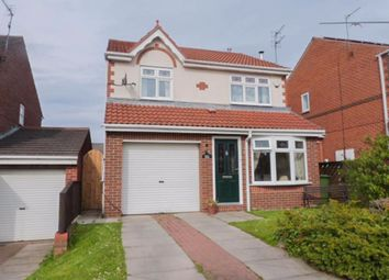 Thumbnail 3 bed detached house for sale in Beacon Glade, South Shields