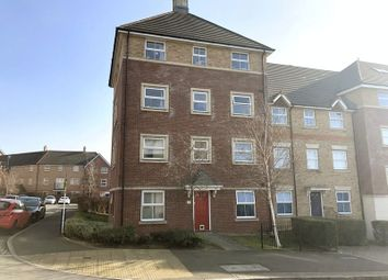 Thumbnail 2 bedroom flat for sale in Marbeck Close, Redhouse, Swindon