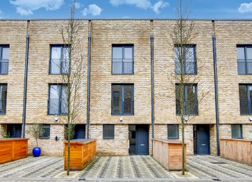 Thumbnail 3 bed town house for sale in Beatrice Place, Southfields, London