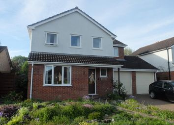 Thumbnail 4 bed detached house for sale in 17 Woodfield Road, Ledbury, Herefordshire