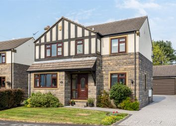 Thumbnail 4 bed detached house for sale in Alder Drive, Pudsey