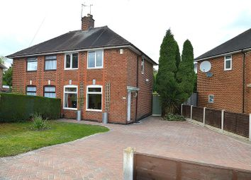 Thumbnail 2 bedroom semi-detached house for sale in Sandway Grove, Billesley, Birmingham