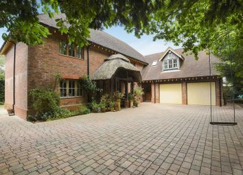 Thumbnail 6 bed detached house for sale in Romyns Court, Fareham