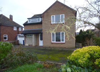 Thumbnail 4 bed detached house to rent in Burrowmoor Road, March