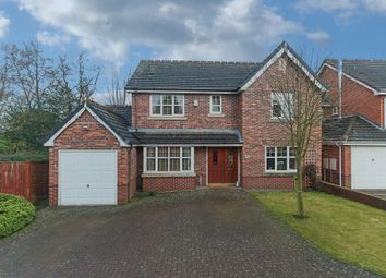 Thumbnail 4 bedroom detached house for sale in Marlbrook Gardens, Catshill, Bromsgrove