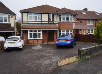 Thumbnail 4 bed detached house for sale in The Dale, Waterlooville