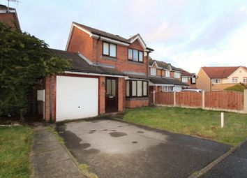 Thumbnail 3 bed detached house for sale in Hatton Gardens, Nuthall, Nottingham