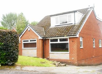 Thumbnail 4 bedroom detached house to rent in Staindale, Oldham, Greater Manchester.