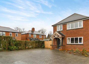 Thumbnail 3 bed detached house for sale in Trinity Place, Mossley, Congleton
