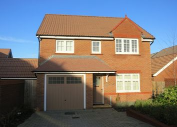Thumbnail 4 bedroom detached house for sale in Long Wood Meadows, Cheswick Village, Bristol