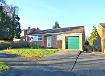 Thumbnail 3 bed bungalow to rent in Austen Avenue, Winchester