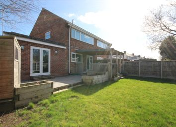 Thumbnail 3 bed semi-detached house for sale in Goosehills Road, Burbage, Hinckley