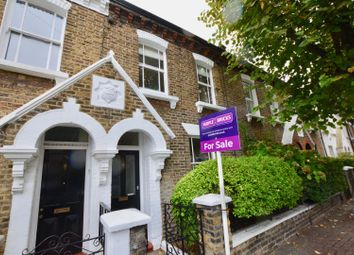 Thumbnail 3 bed terraced house for sale in Elsley Road, Battersea
