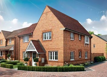 Thumbnail 4 bed detached house for sale in Warren Grove, Storrington