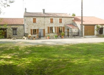 Thumbnail 3 bed property for sale in Xanton-Chassenon, Vendée, France