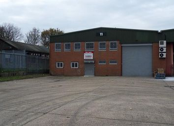 Thumbnail Light industrial to let in Unit 11 Orient Industrial Park, Simonds Road, Leyton, London