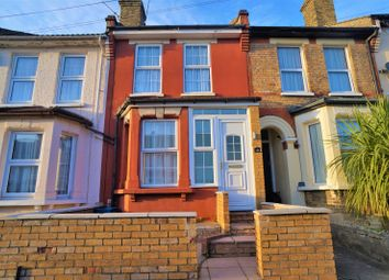 Thumbnail 3 bed terraced house to rent in Gordon Road, Rochester, Kent