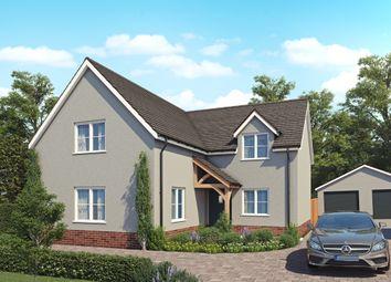 Thumbnail 4 bed detached house for sale in Merton Place, Littlebury, Saffron Walden