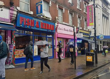 Thumbnail Restaurant/cafe to let in Mitcham Road, London