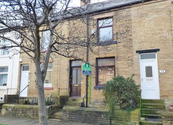 Thumbnail 2 bedroom terraced house for sale in Brassey Terrace, Bradford
