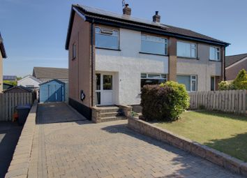 Thumbnail 3 bed semi-detached house for sale in Broomhill Close, Newtownards