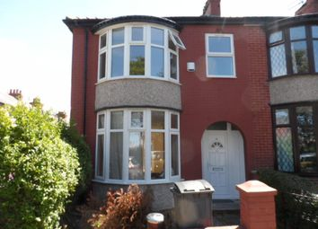 Thumbnail 3 bed end terrace house to rent in Mayor Avenue, Blackpool