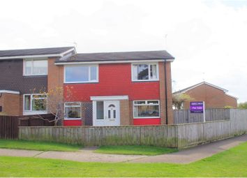 Thumbnail 3 bed semi-detached house for sale in Ashlands Road, Northallerton