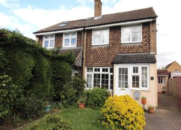 Thumbnail 3 bedroom semi-detached house to rent in School Road, Ashford