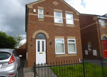 Thumbnail 3 bed detached house to rent in Barker Street, Crewe, Cheshire