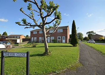 Thumbnail 2 bed end terrace house for sale in Theyer Close, Brockworth, Gloucester