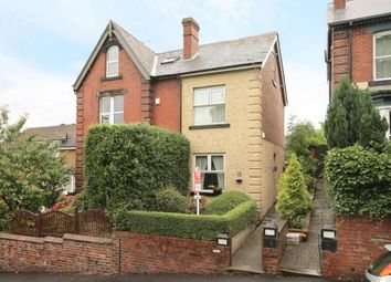 Thumbnail 3 bedroom semi-detached house for sale in Derbyshire Lane, Sheffield, South Yorkshire