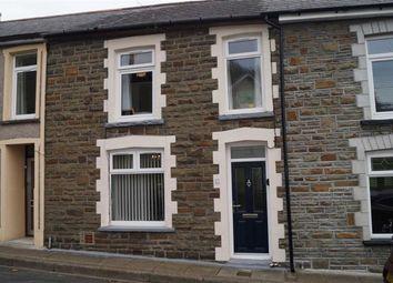 Thumbnail 3 bed terraced house for sale in Toncoch Terrace, Cefn Pennar, Mountain Ash
