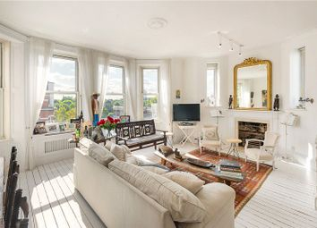 Thumbnail 3 bed flat for sale in Kensington Mansions, Trebovir Road, London