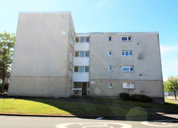 Thumbnail 1 bed flat for sale in Mallard Crescent, Glasgow