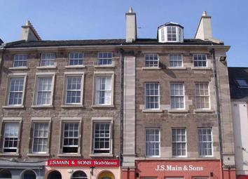 Thumbnail 1 bed flat to rent in 88A High Street, Haddington, 3Et