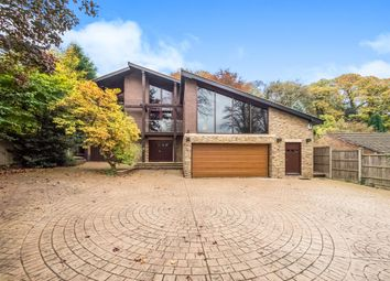 Thumbnail 5 bed detached house for sale in Sefton Drive, Mapperley Park, Nottingham