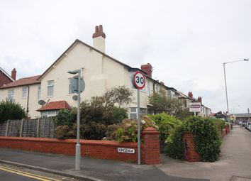 Thumbnail 1 bed flat for sale in Bispham Road, Thornton-Cleveleys, Lancashire