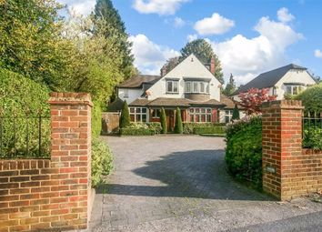 Woodcote Valley Road, Purley, Surrey CR8. 5 bed detached house