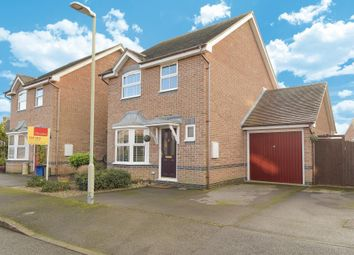 Thumbnail 3 bed link-detached house for sale in Poppy Drive, Thatcham, West Berkshire