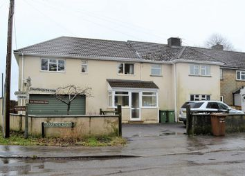Thumbnail 5 bed end terrace house for sale in Stratton Road, Holcombe, Radstock