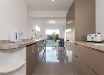Thumbnail 2 bed semi-detached house for sale in Chesford Road, Luton