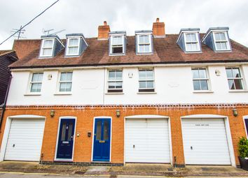 Thumbnail 3 bed terraced house to rent in Bell Lane, Hertford
