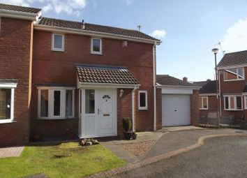 Thumbnail Terraced house to rent in Leander Court, Stakeford, Choppington