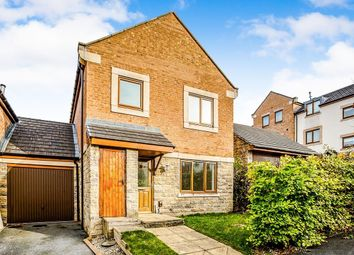 Thumbnail 4 bedroom detached house for sale in Greenlea Court, Dalton, Huddersfield