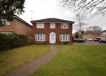 Thumbnail 4 bed detached house for sale in Old Farm Drive, Bracknell, Berkshire