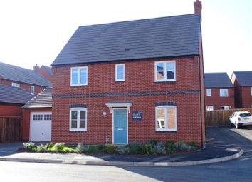 Thumbnail 4 bed detached house for sale in Loughborough Road, Thringstone, Leicestershire