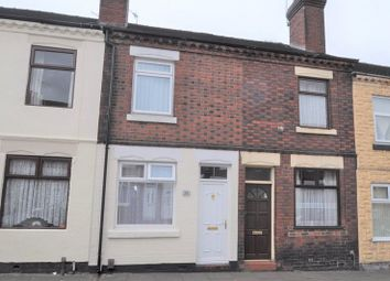 Thumbnail 2 bed terraced house for sale in Nelson Street, Fenton, Stoke-On-Trent