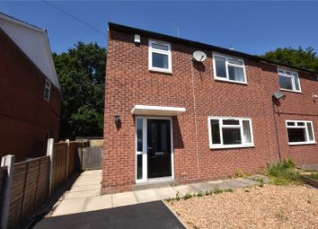 Thumbnail 3 bed semi-detached house to rent in Tinshill Mount, Cookridge, Leeds