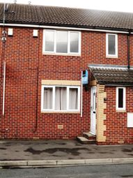 Thumbnail 3 bed town house to rent in King Edward Street, Hemsworth
